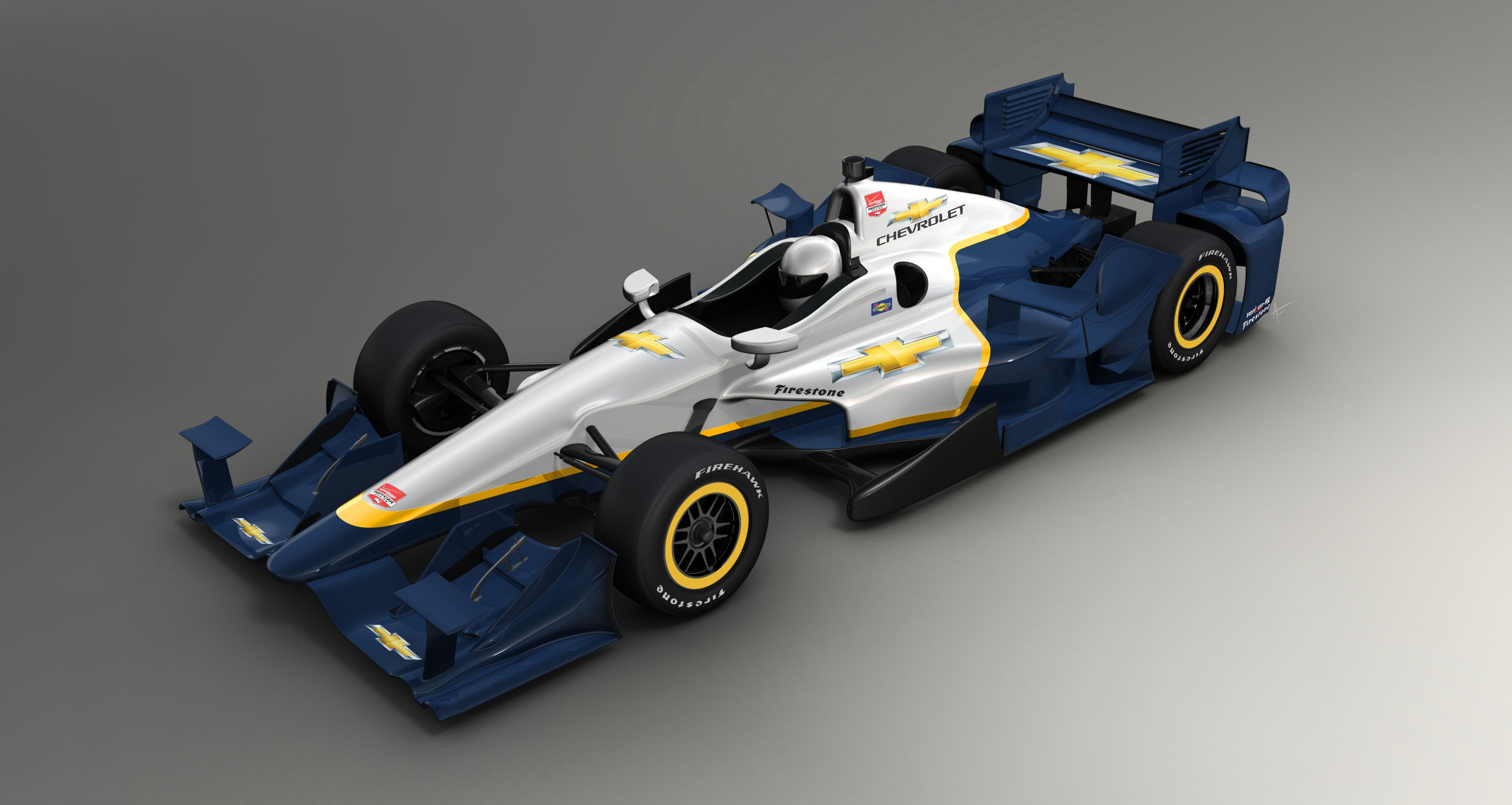 Design of race car chassis