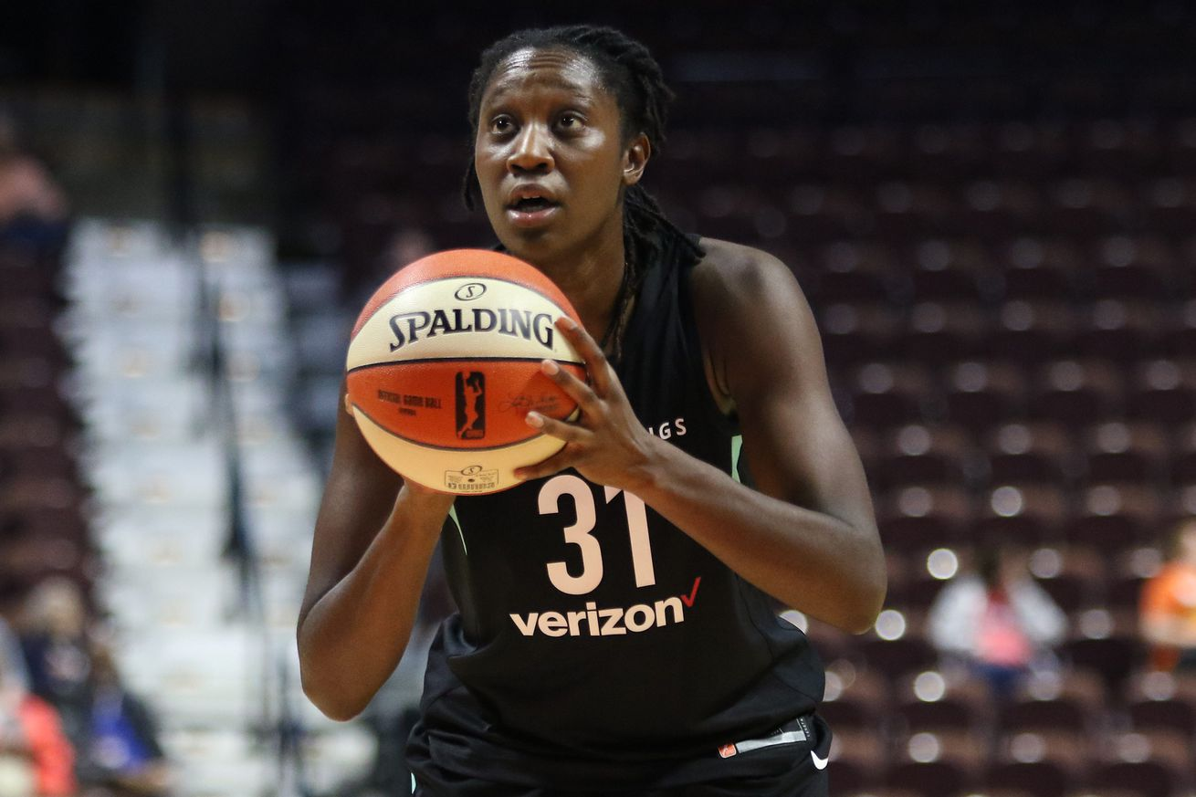 UConn in the WNBA: Tina Charles climbing up the all-time WNBA leader boards
