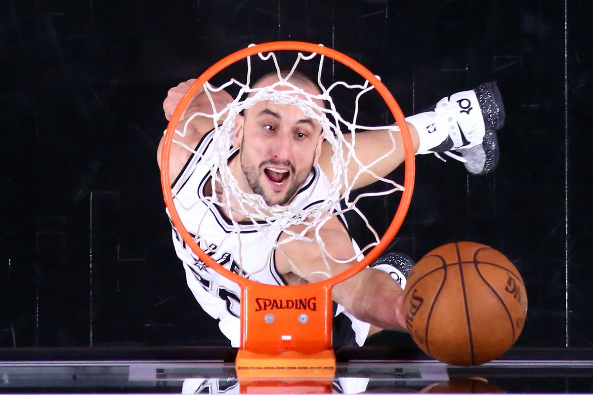 Manu Ginobili the San Antonio Spurs subtle genius SBNation