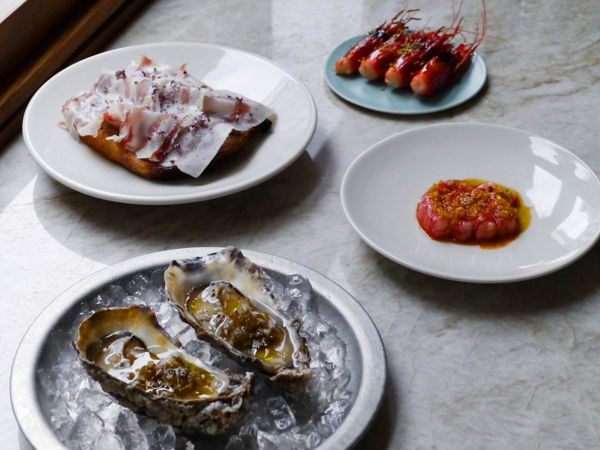 Flor Borough Market is the new London restaurant from the team behind Michelin-starred Lyle's in Shoreditch