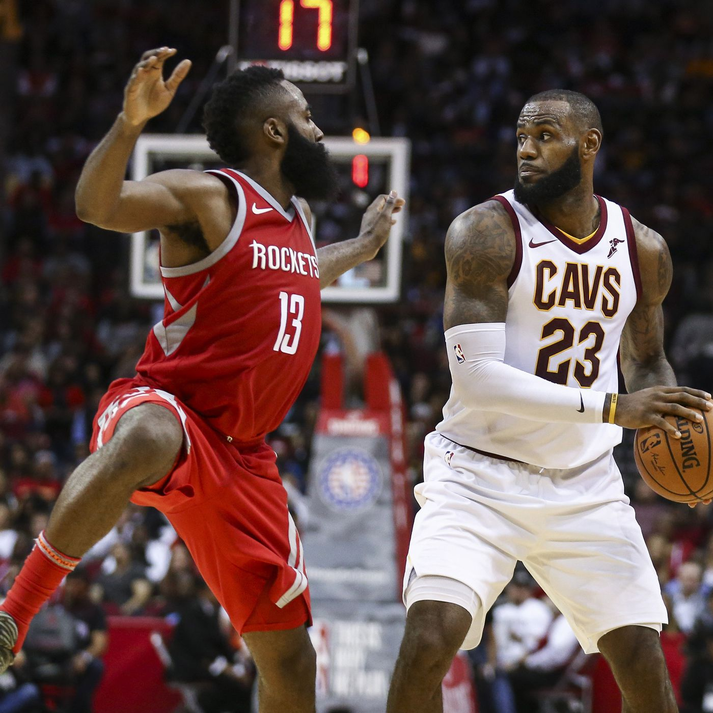 95efa194339 The List  Ranking 15 NBA MVP candidates after a quarter of the 2017-18  season