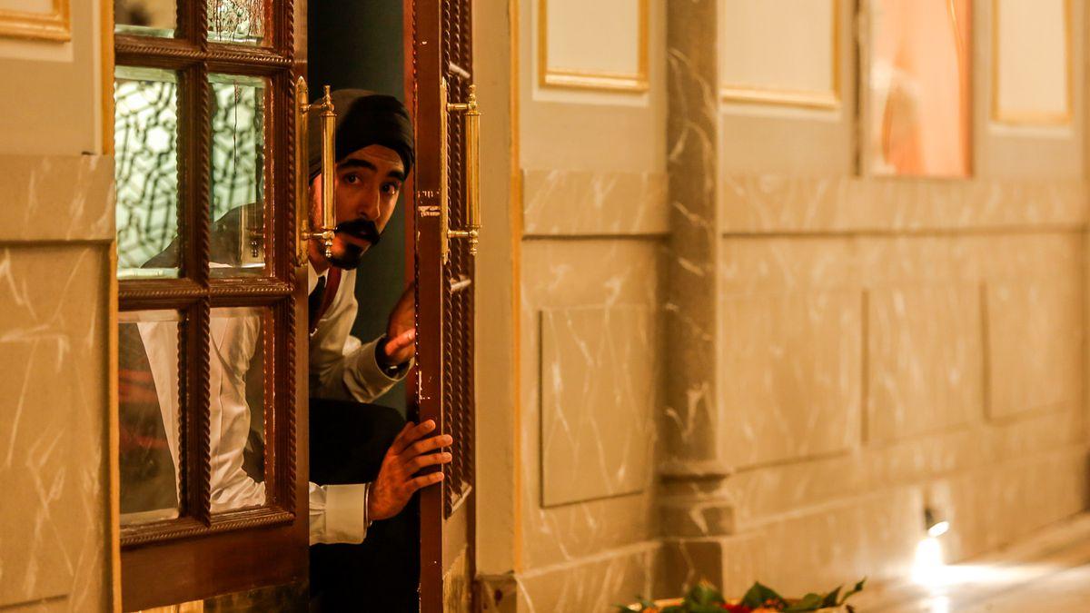 hotel mumbai - dev patel