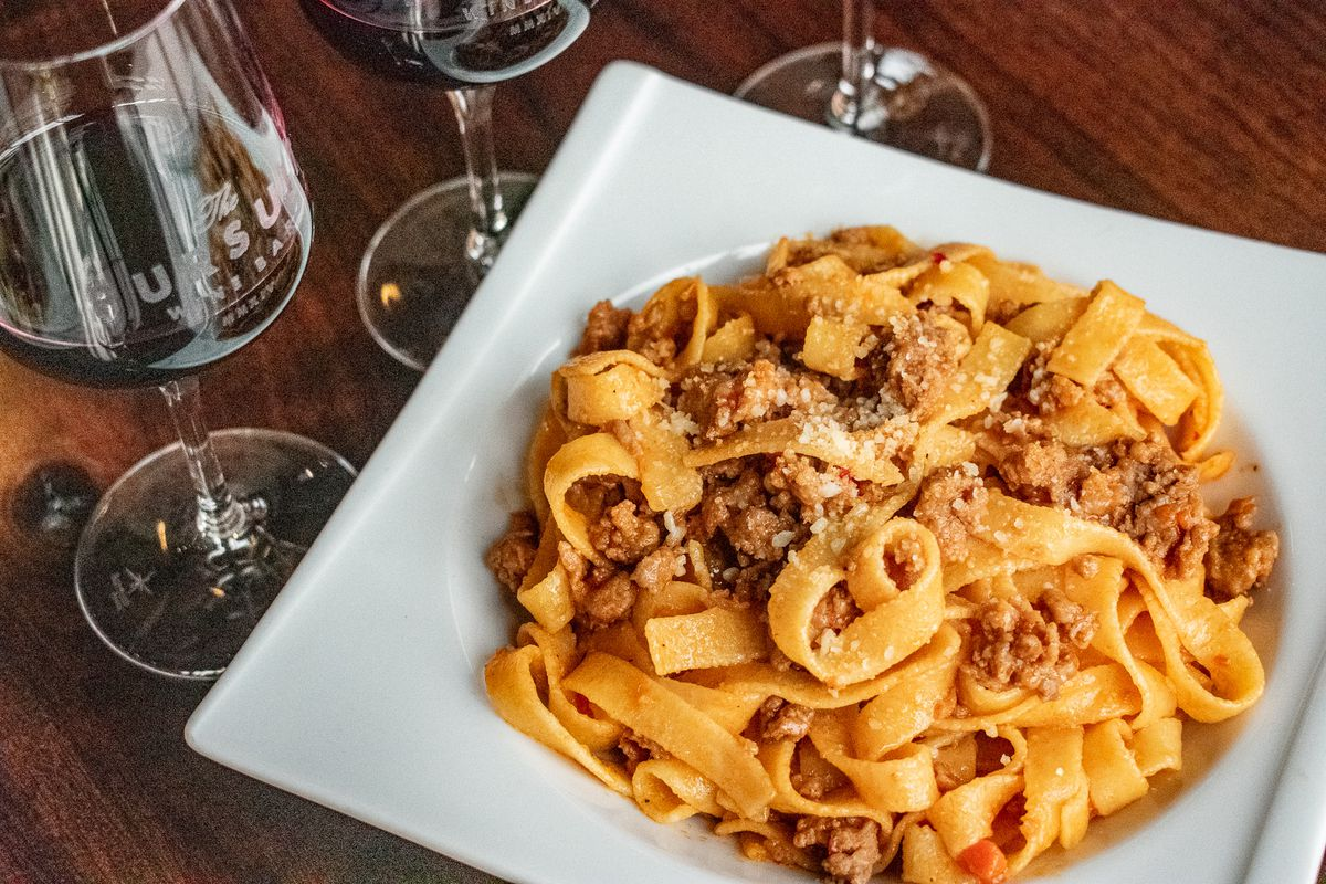 Bolognese from Pursuit