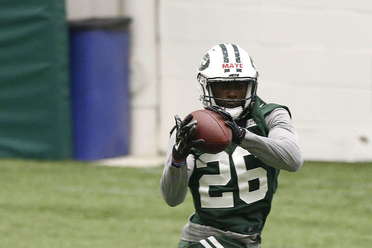 NFL: New York Jets-Rookie Minicamp