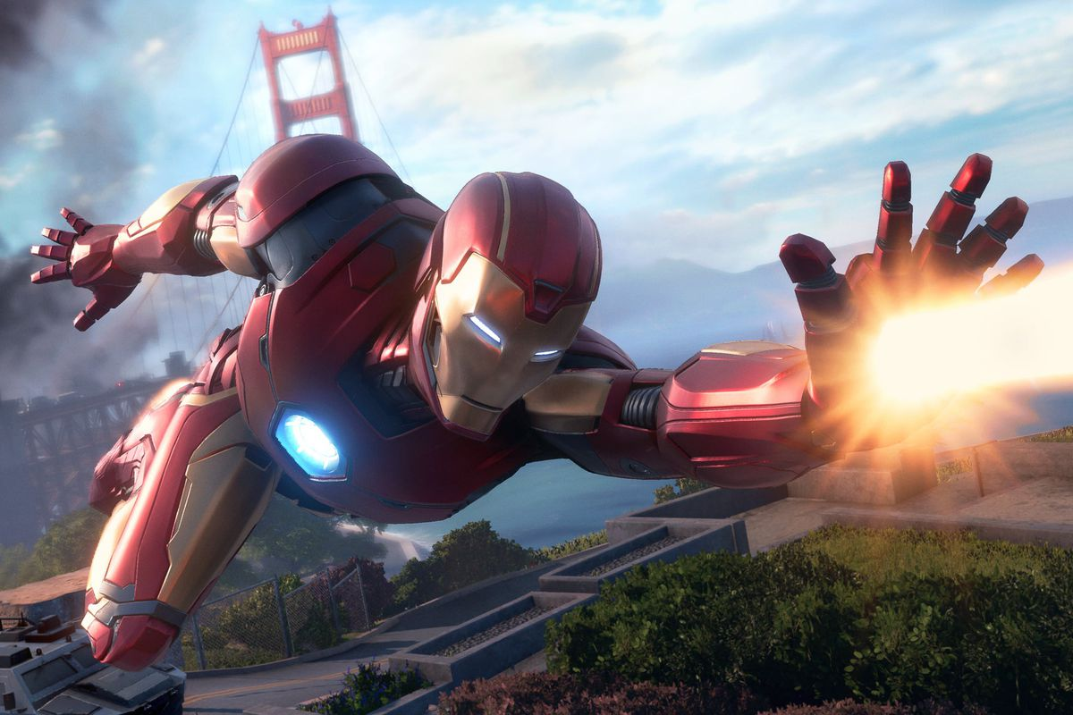 Marvel S Avengers Iron Man Skills Guide And Leveling Tips Polygon