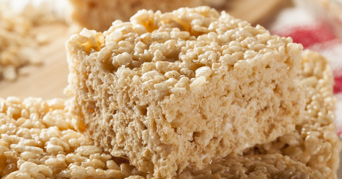Rice Krispies Treats before working out? TikTok craze has people asking if it's effective