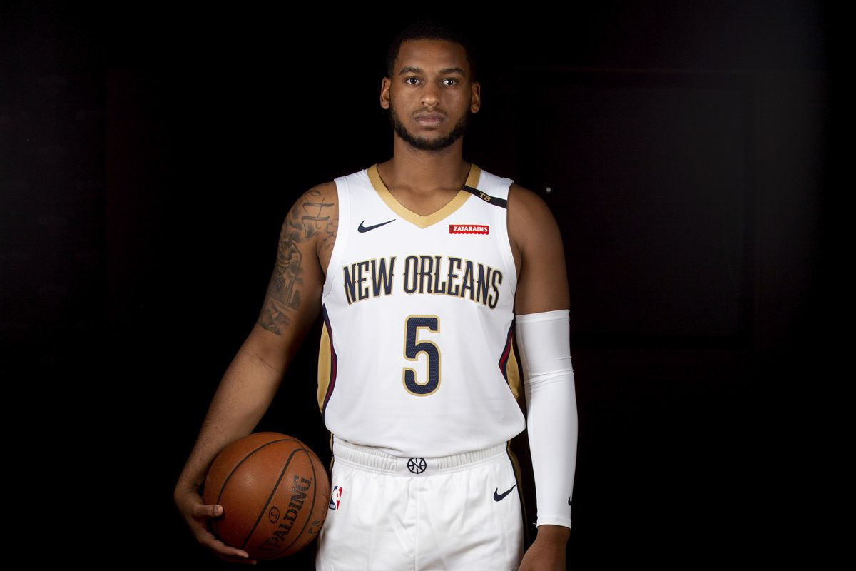 NBA: New Orleans Pelicans-Media Day
