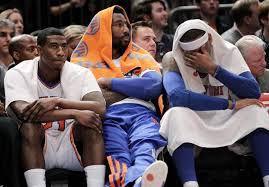 Knicks Sad