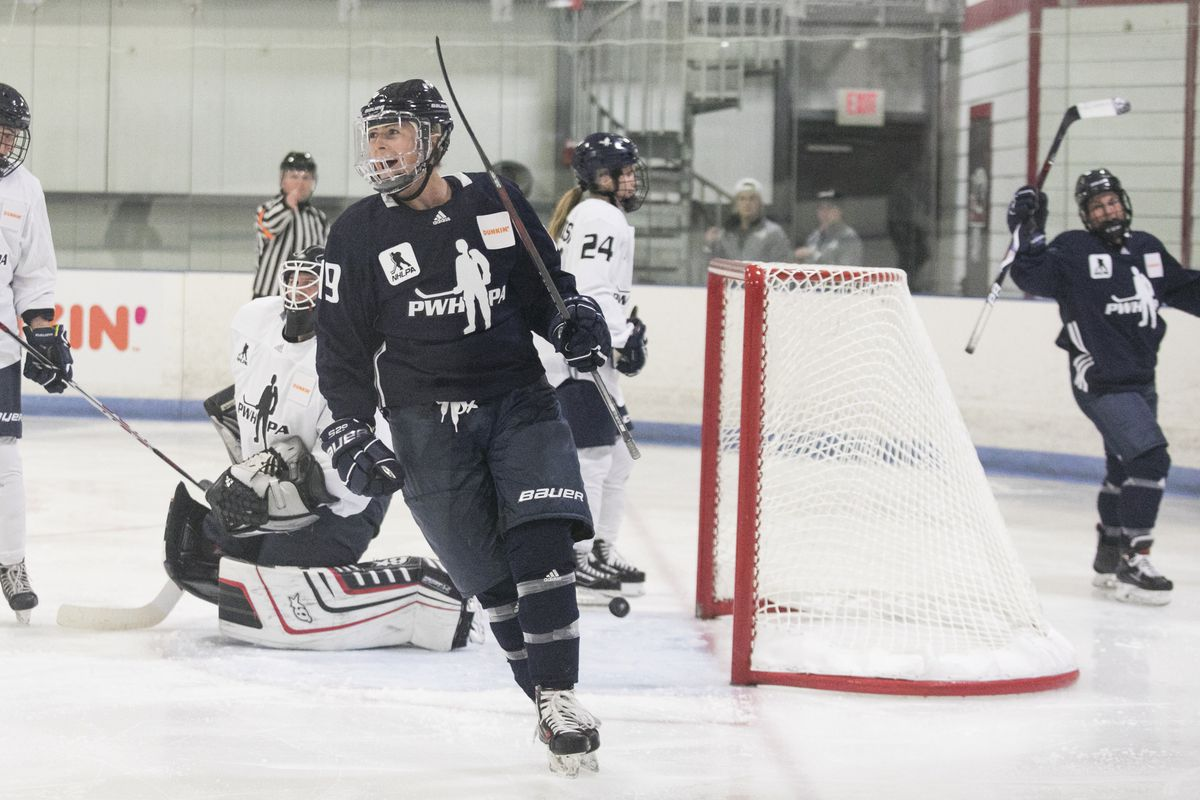 PWHPA shines at 2020 ECHL All-Star Classic