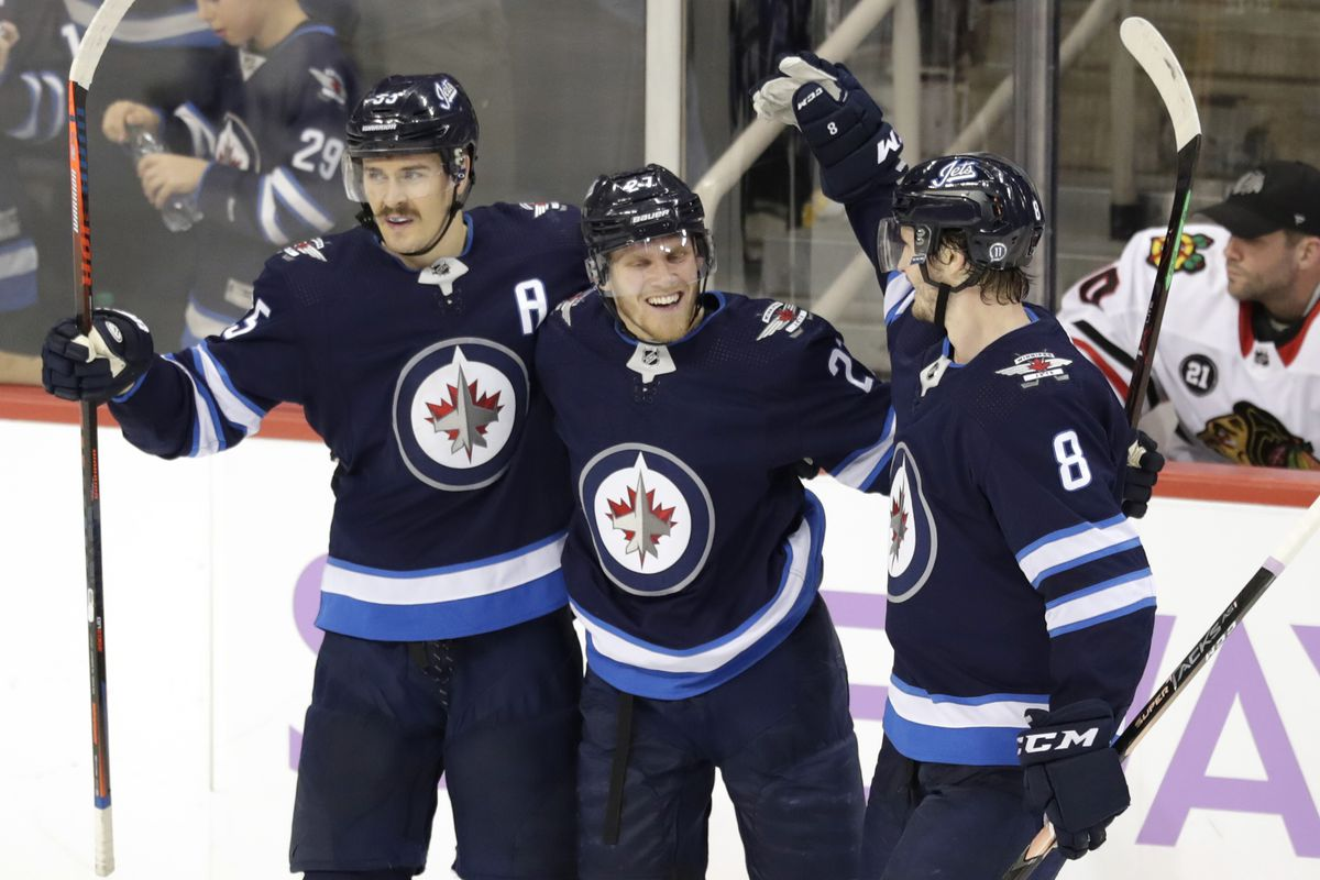 premium selection 72b04 d9d67 GDT: Winnipeg Jets vs New Jersey Devils - Arctic Ice Hockey