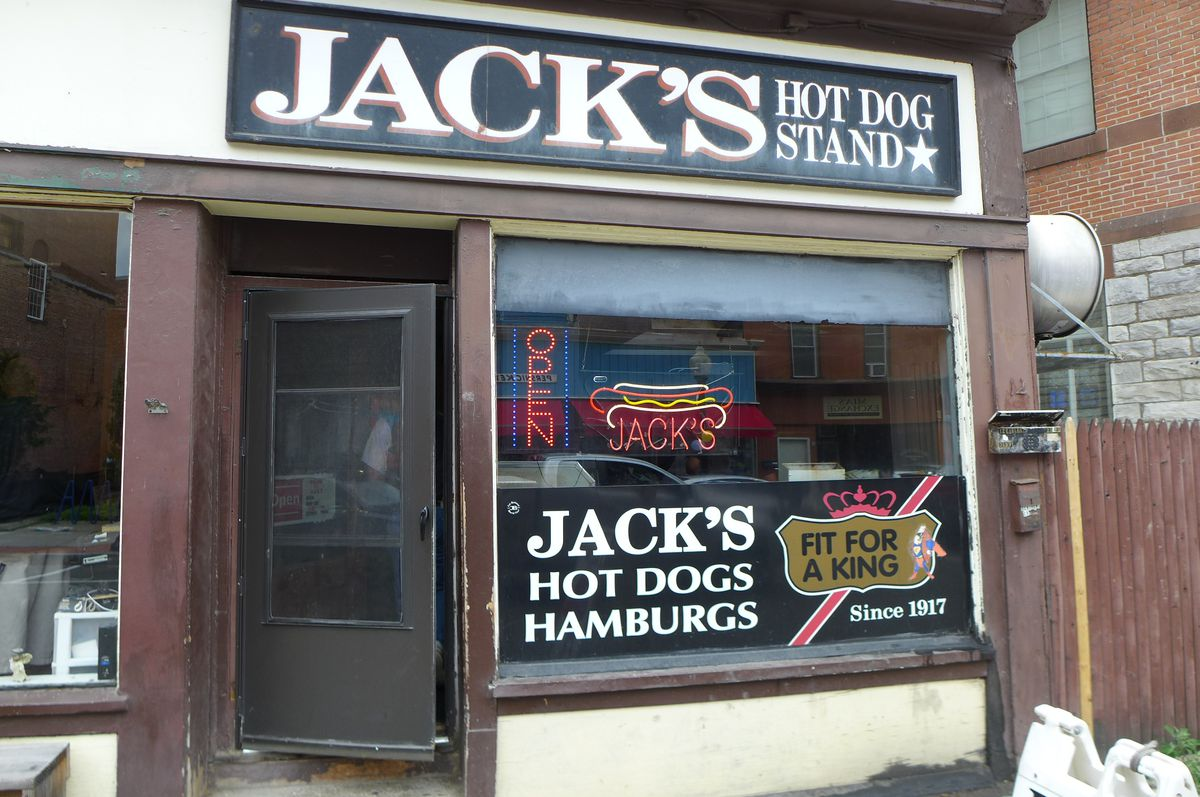 Jack's Hot Dogs and Hamburgs