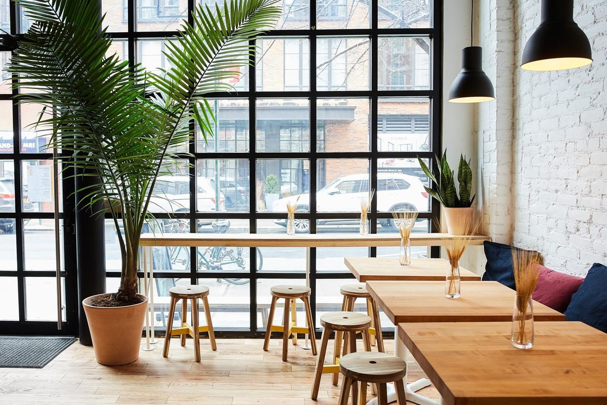 Smor Serves Artistic Danish Rye Sandwiches In The East
