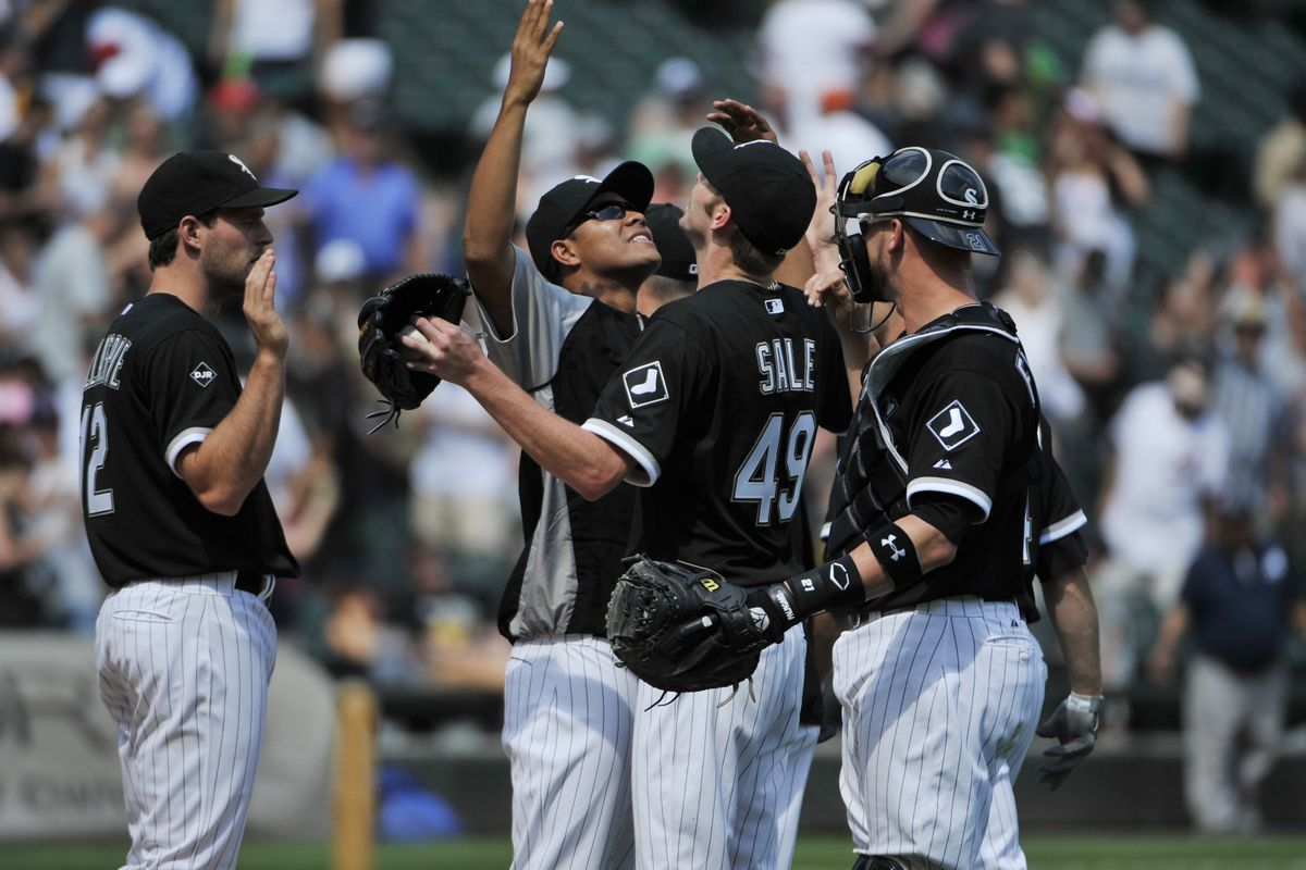 San Diego Padres v Chicago White Sox