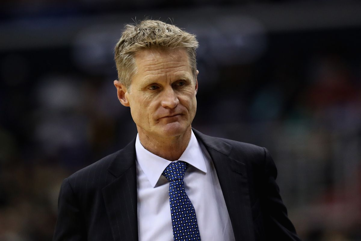 Steve Kerr feeling better and could return to Warriors for Game 2