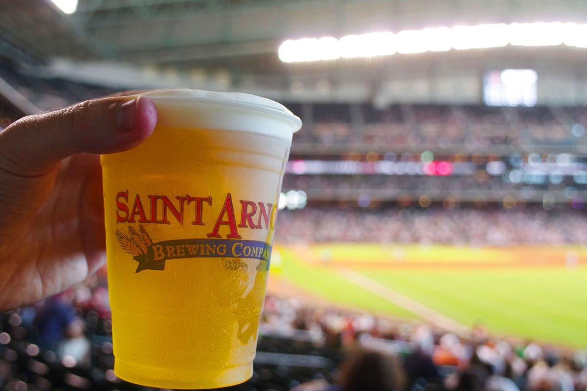 Craft Beer Line Ups At All 30 Mlb Stadiums Eater