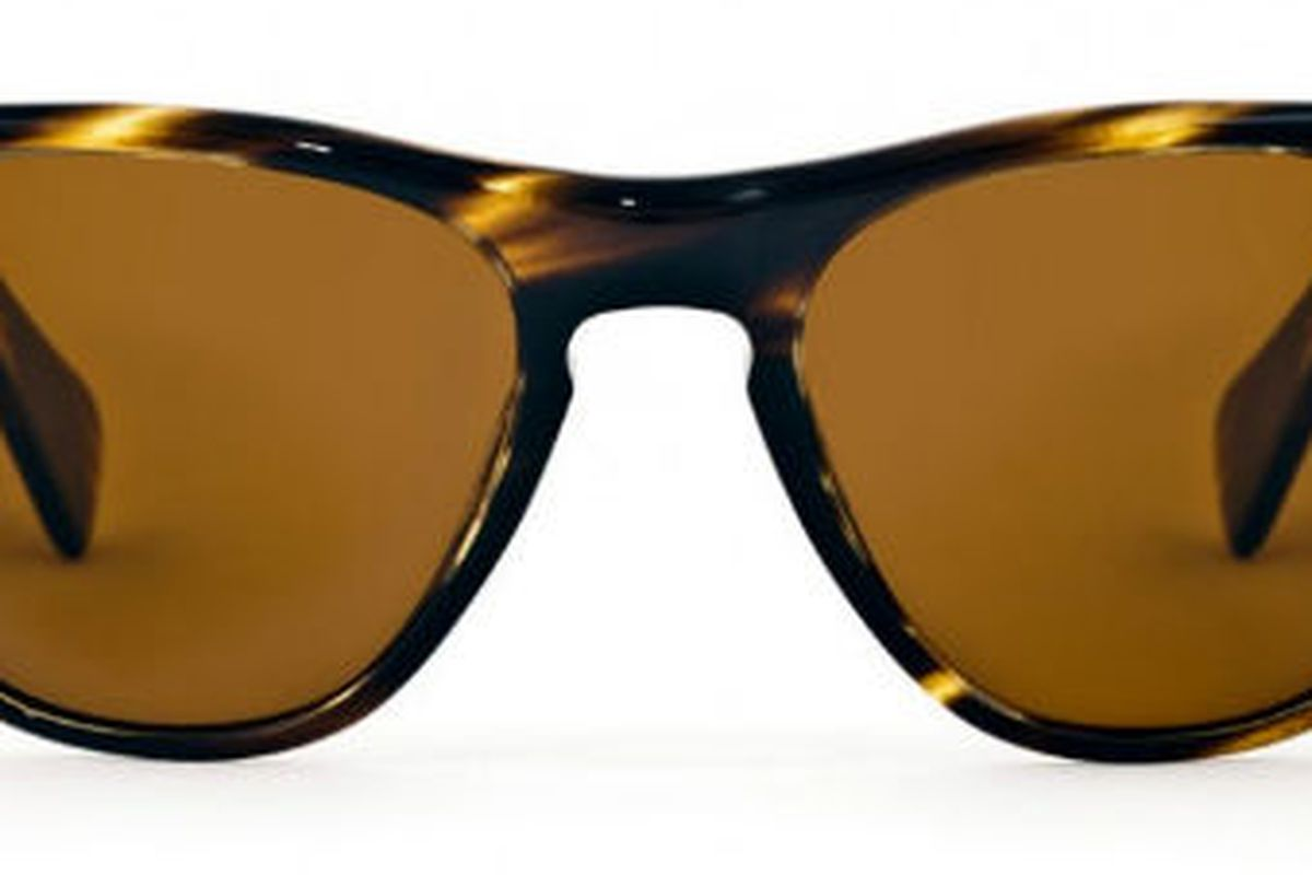 """Oliver People's <a href=""""http://www.oliverpeoples.com/catalog/product/view/id/265/s/shean/category/19/"""">Shean</a> sunglasses"""