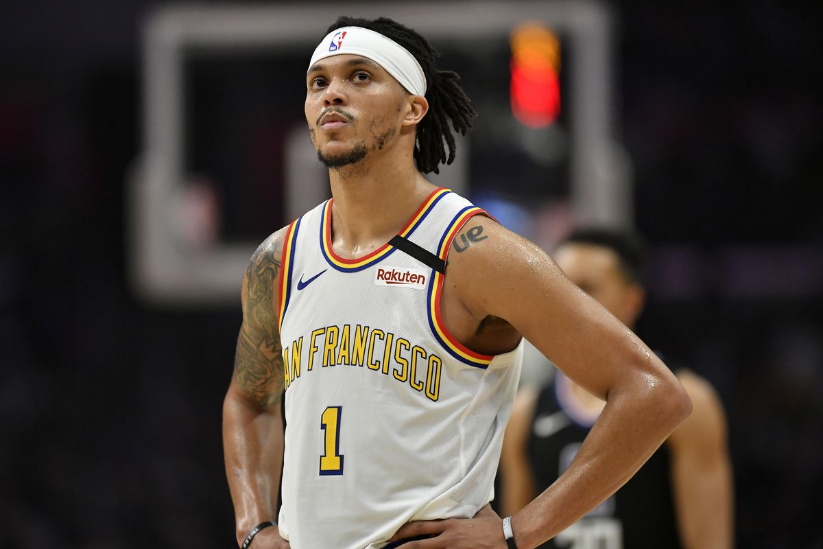 Golden State Warriors Guard Damion Lee Is Out Vs Mavericks