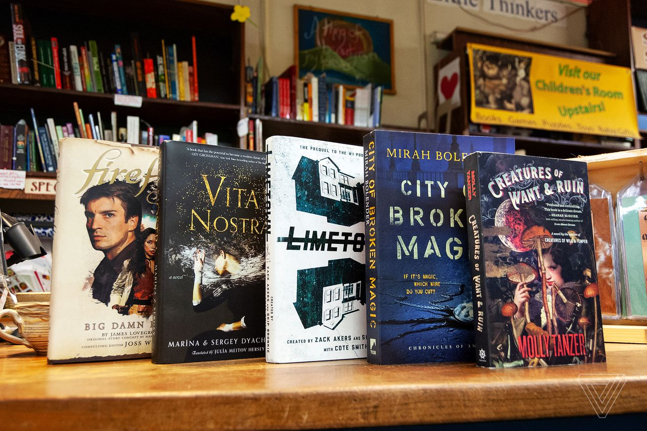 11 new sci fi and fantasy books to check out in late november
