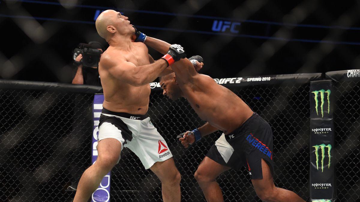 UFC Fight Night: Dos Santos v Overeem
