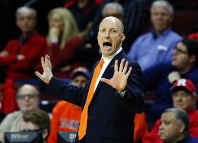 NCAA Basketball: Illinois at Rutgers