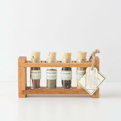 """<b>Peg & Awl</b> Cider Spice Rack, <a href=""""http://www.anthropologie.com/anthro/product/26290023.jsp#"""">$68</a> at Anthropologie"""