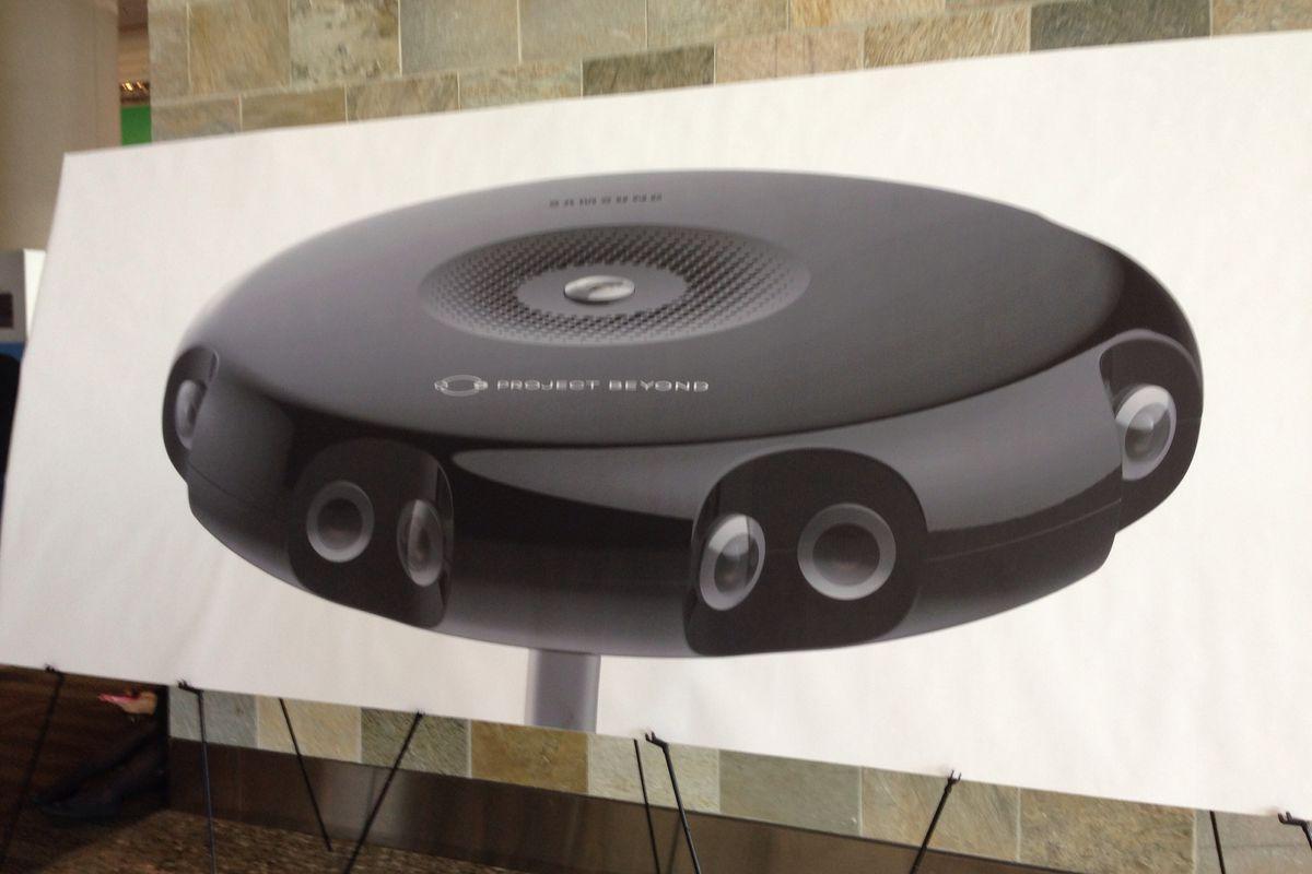 Samsung Unveils 360-Degree Virtual Reality Camera