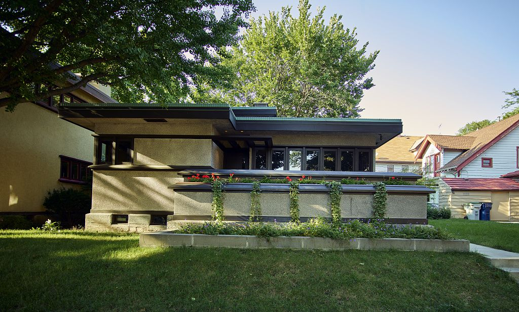 American System-Built Home in Milwaukee