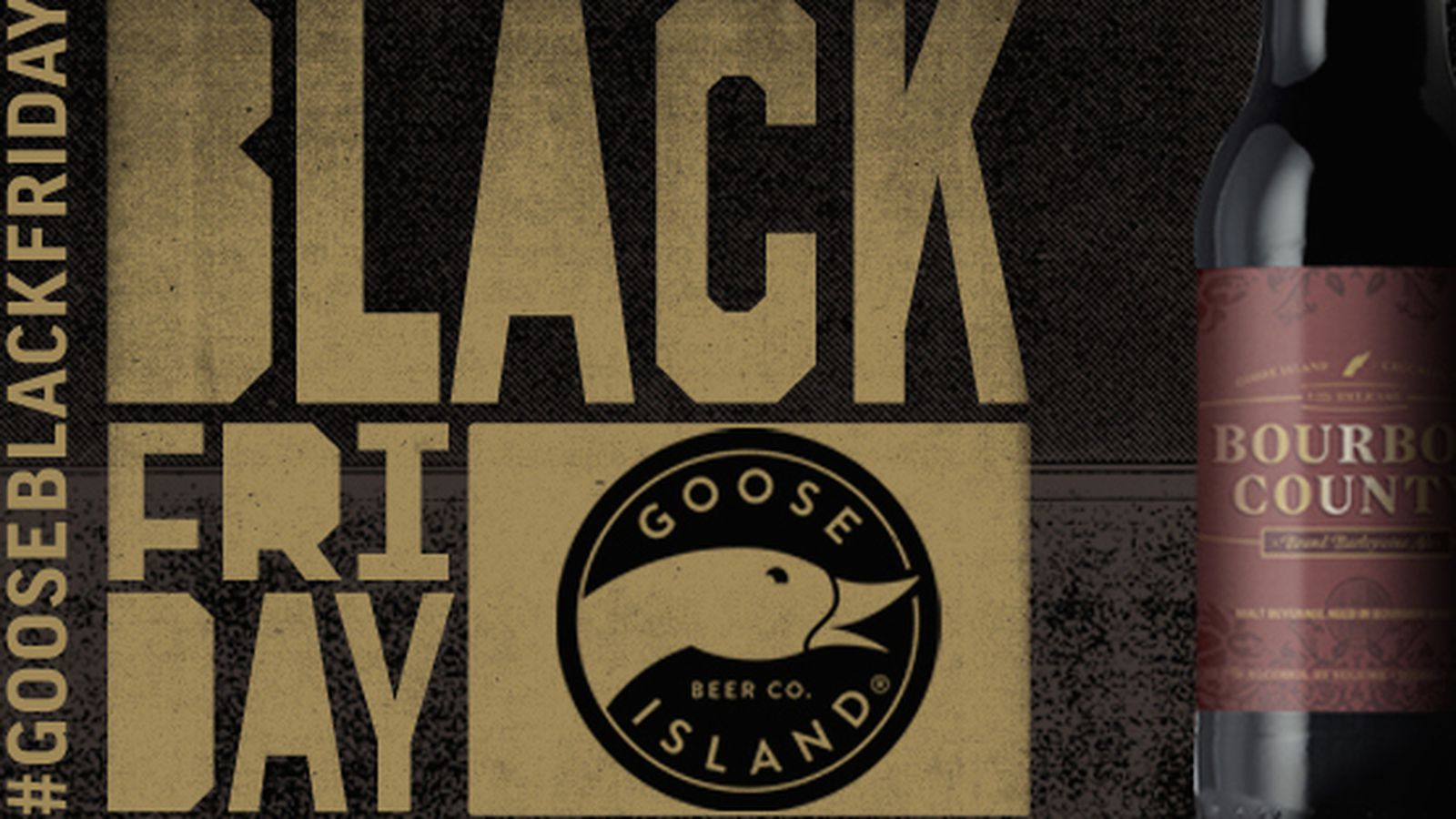 bourbon county black singles Beer lovers may shop on black friday but they seek a different prey: stout specifically, goose island beer co's bourbon county brand stout and the brewery's other annual special barrel-aged releases every year, fans of the beer scout out locations and line up the day after thanksgiving for.