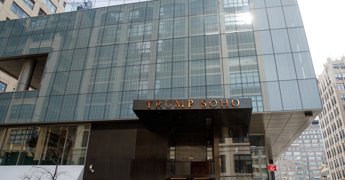 Trump Organization will part ways with its struggling Soho ...