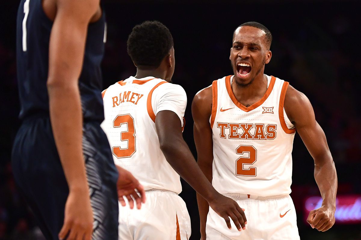 Texas vs. Central Michigan: Game thread
