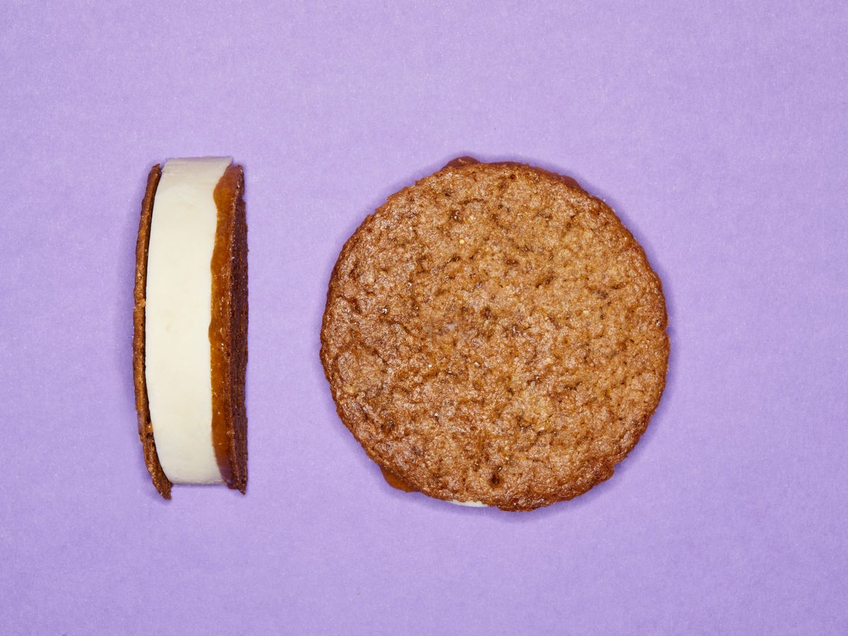 Happy Endings ice cream sandwiches, some of London's best desserts