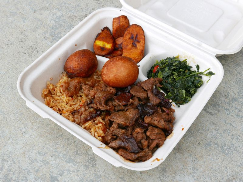 Cameroonian Food Los Angeles