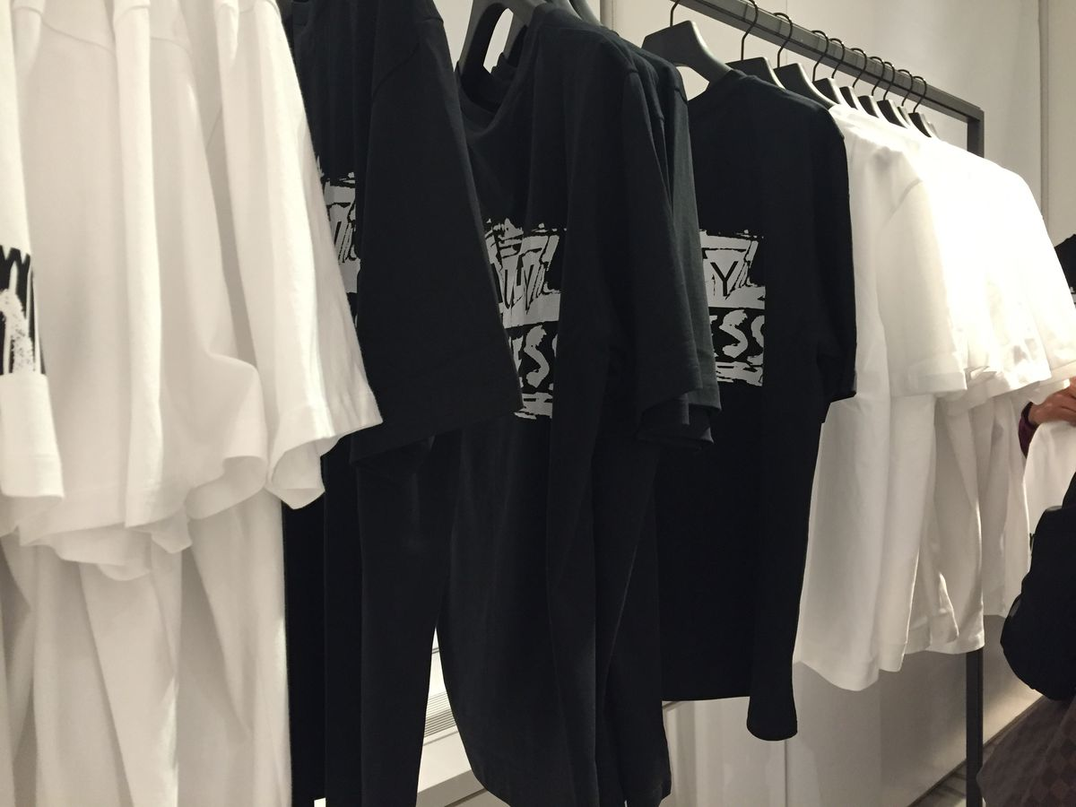 Last Night's Alexander Wang Event Was Nothing Like The One Before