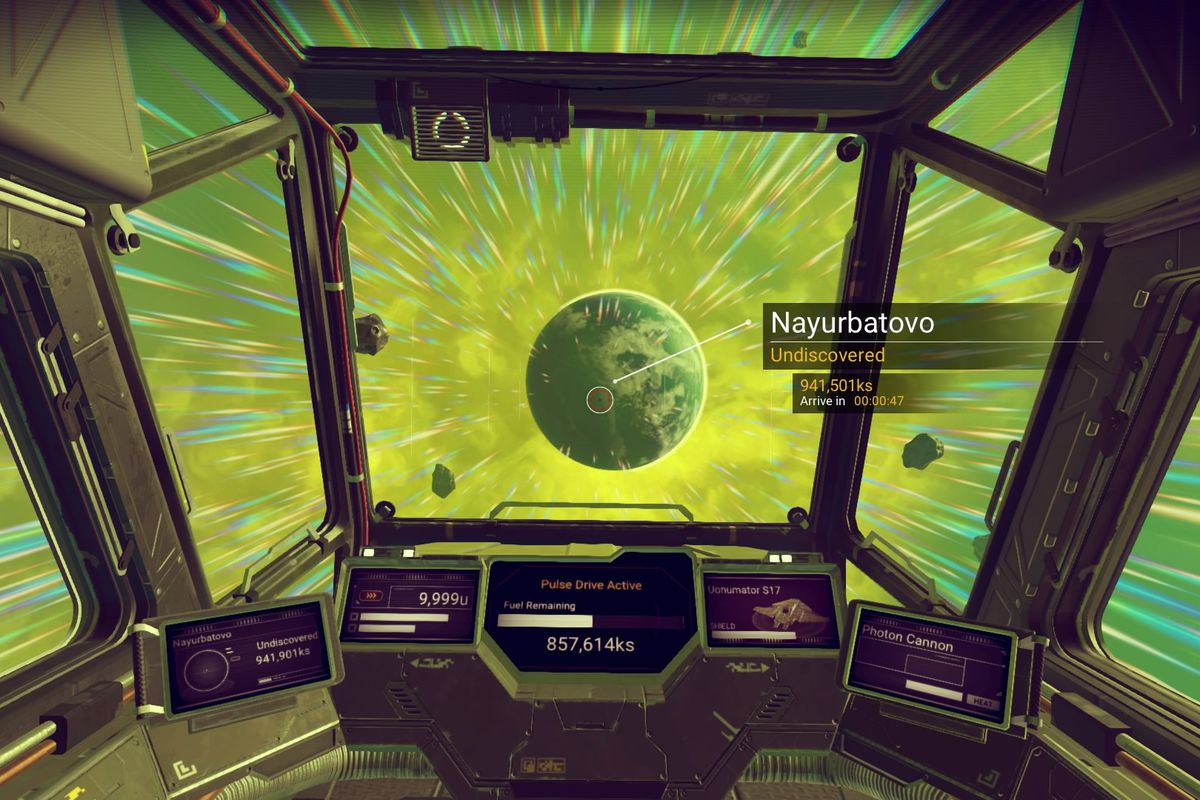 No Man's Sky travel diary: looks can be deceiving - The Verge