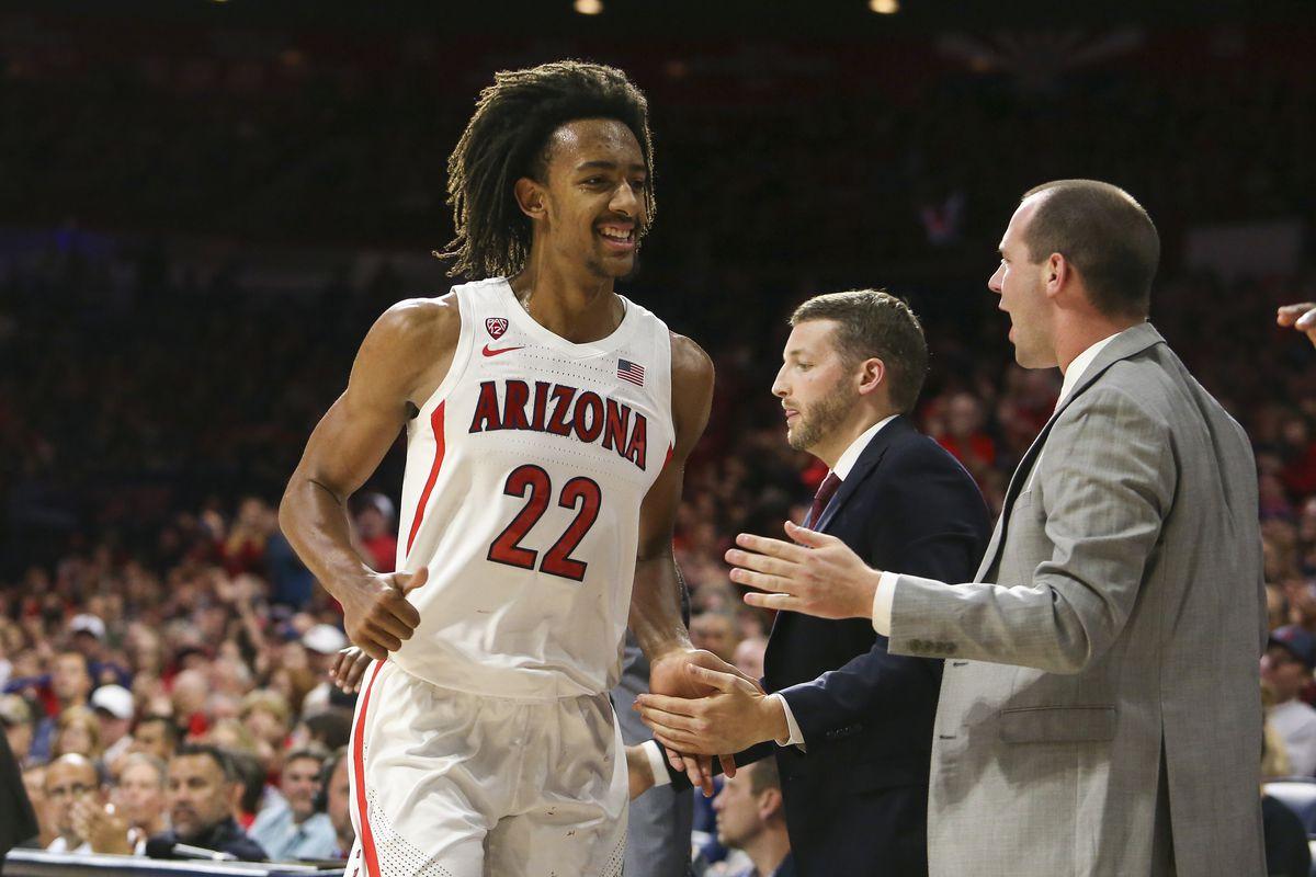 NCAA Basketball: San Jose State at Arizona
