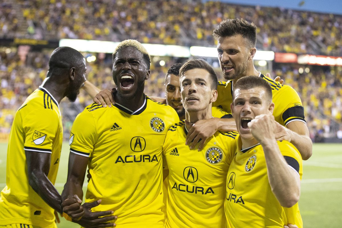Crew using disappointing FC Cincy result as fuel for Toronto FC matchup