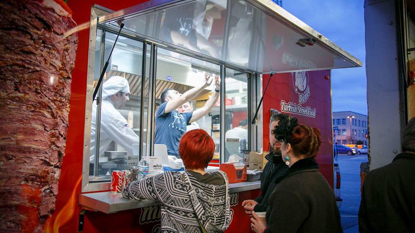 Mac N Cheese Food Truck Atlanta