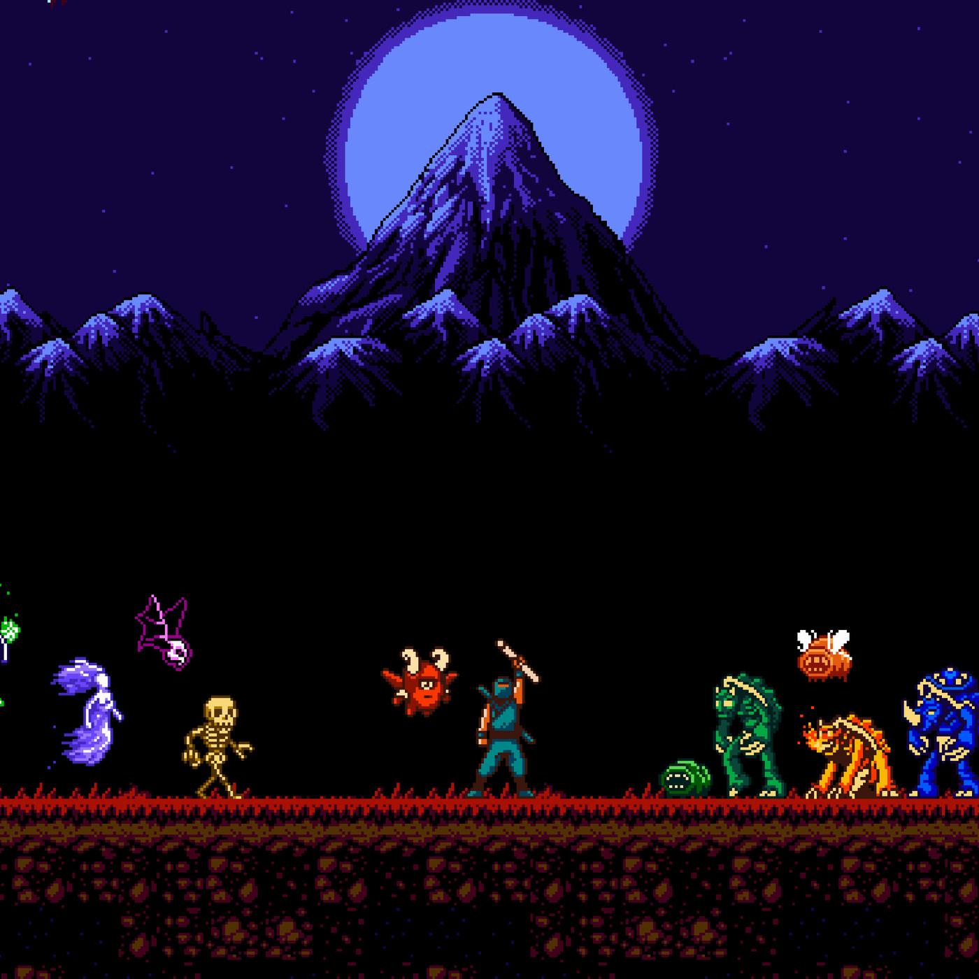 The Messenger Takes Ninja Gaiden On A Cross Generational Journey