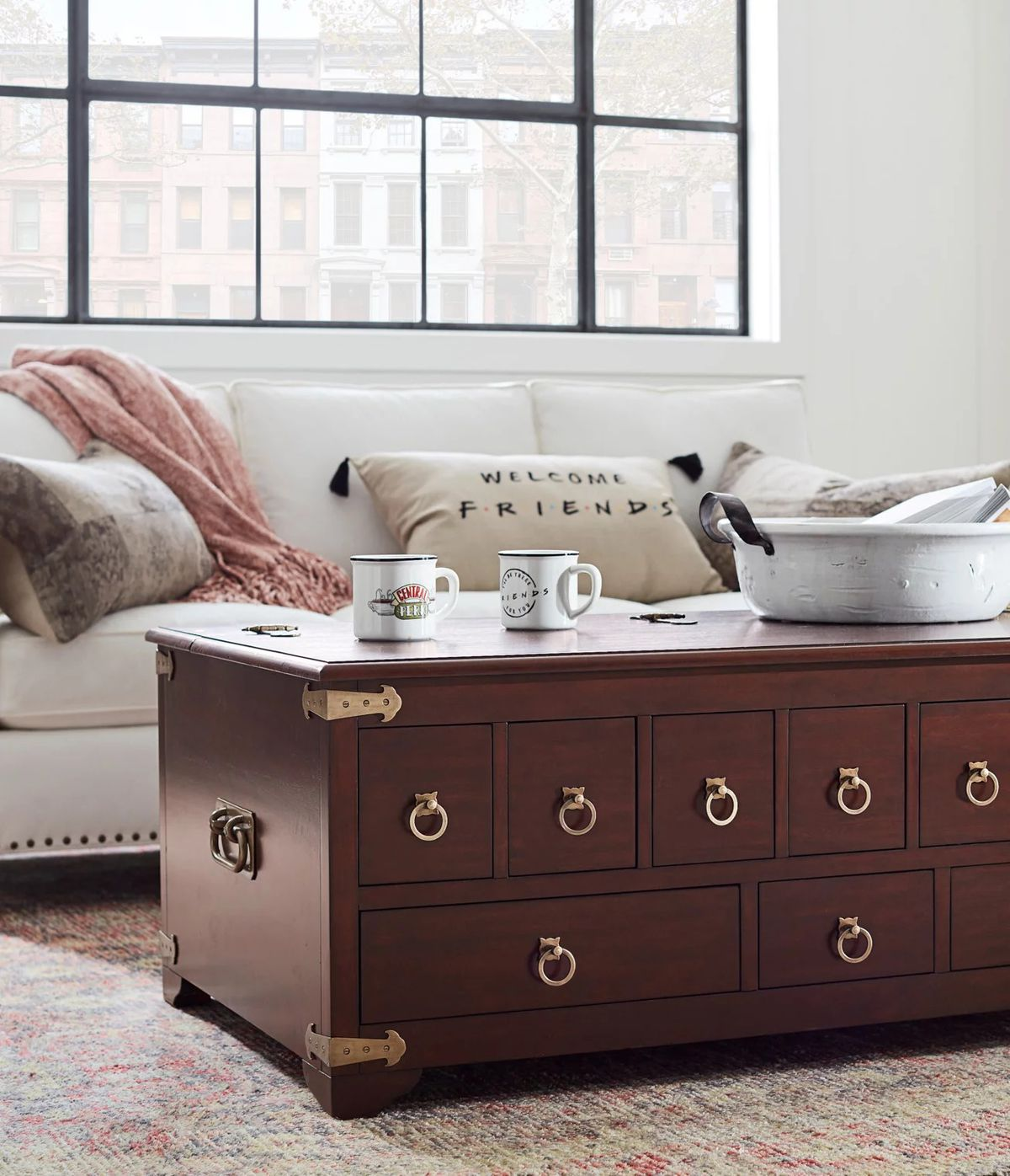 Image of: A Pottery Barn Friends Collection Is Coming Vox