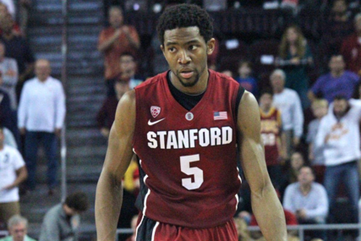 Chasson Randle saved his best for last.