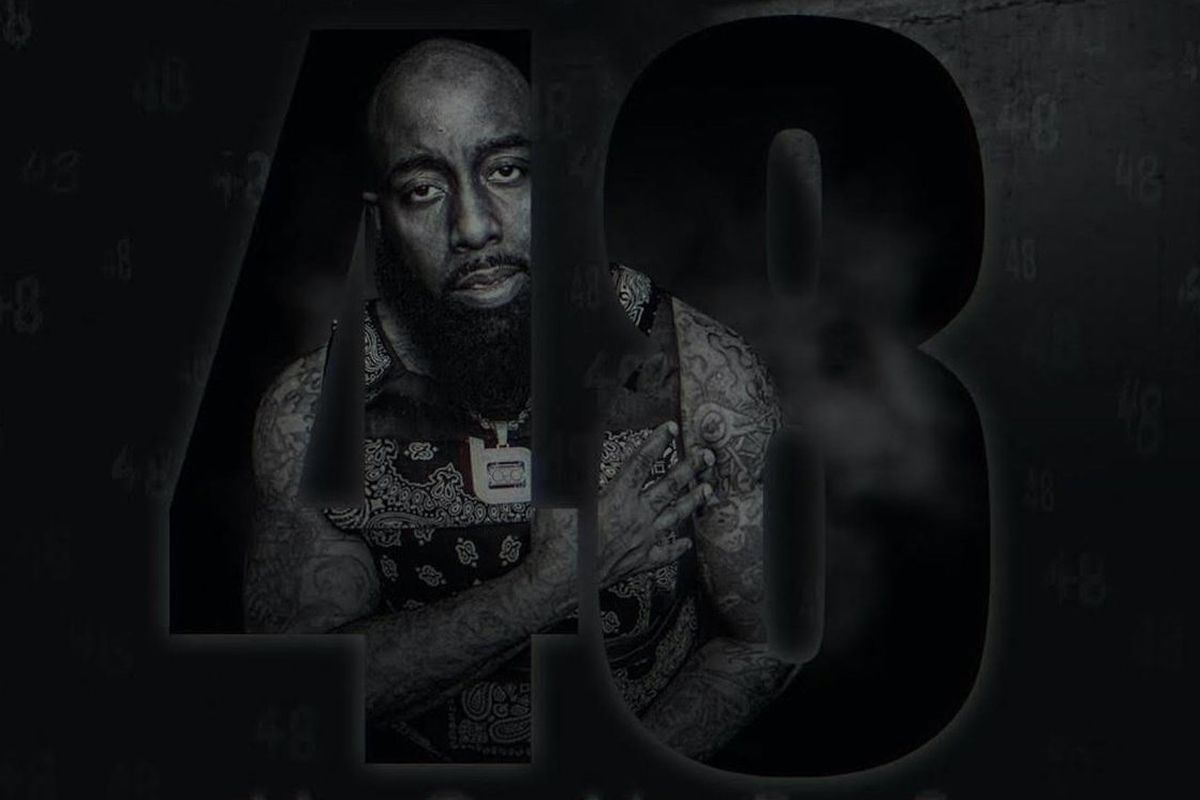 Trae Tha Truth's '48 Hours After' artwork
