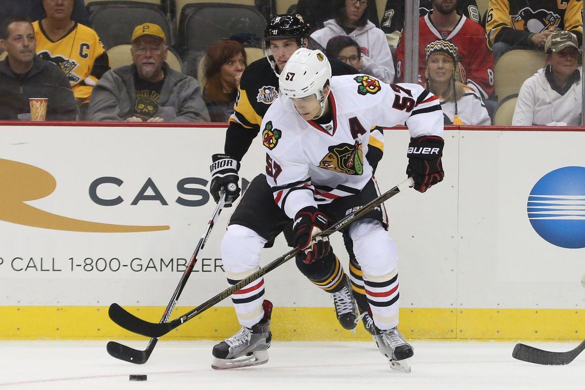 NHL: Preseason-Chicago Blackhawks at Pittsburgh Penguins