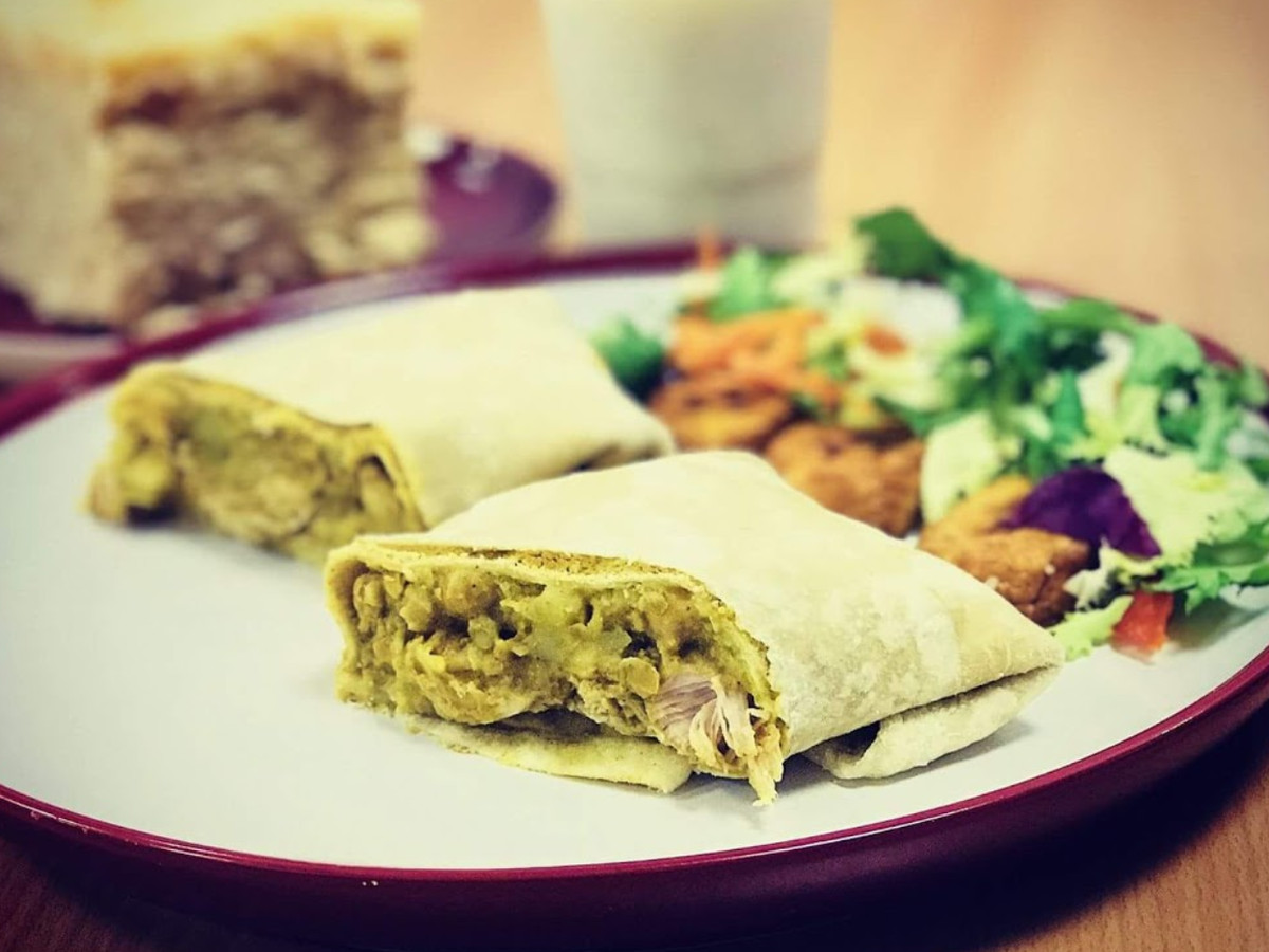 Best Trinidadian roti and Caribbean food in London: Roti Kitchen in West Ealing