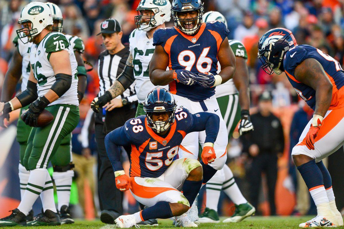 New York Jets v Denver Broncos