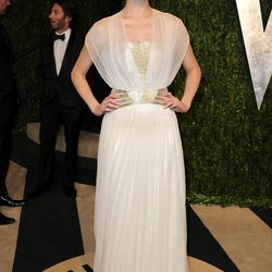 Emmy Rossum's angelic, Grecian Catherine Deane.