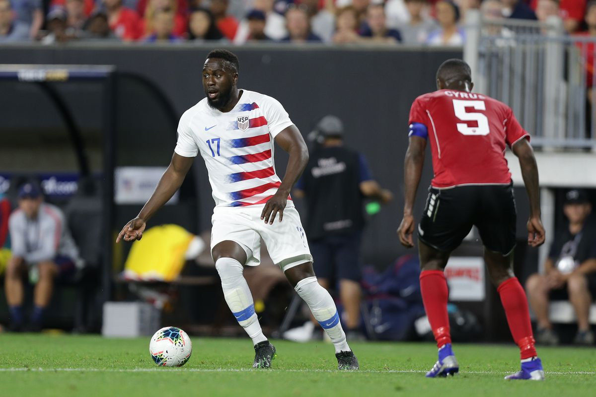 United States v Trinidad & Tobago: Group D - 2019 CONCACAF Gold Cup