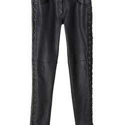 Leather Pants, $299