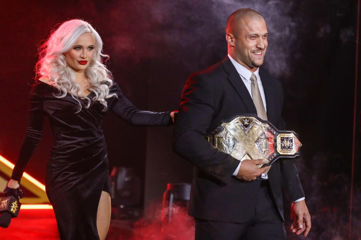 Update On Plans For Karrion Kross And Scarlett On WWE Raw 81