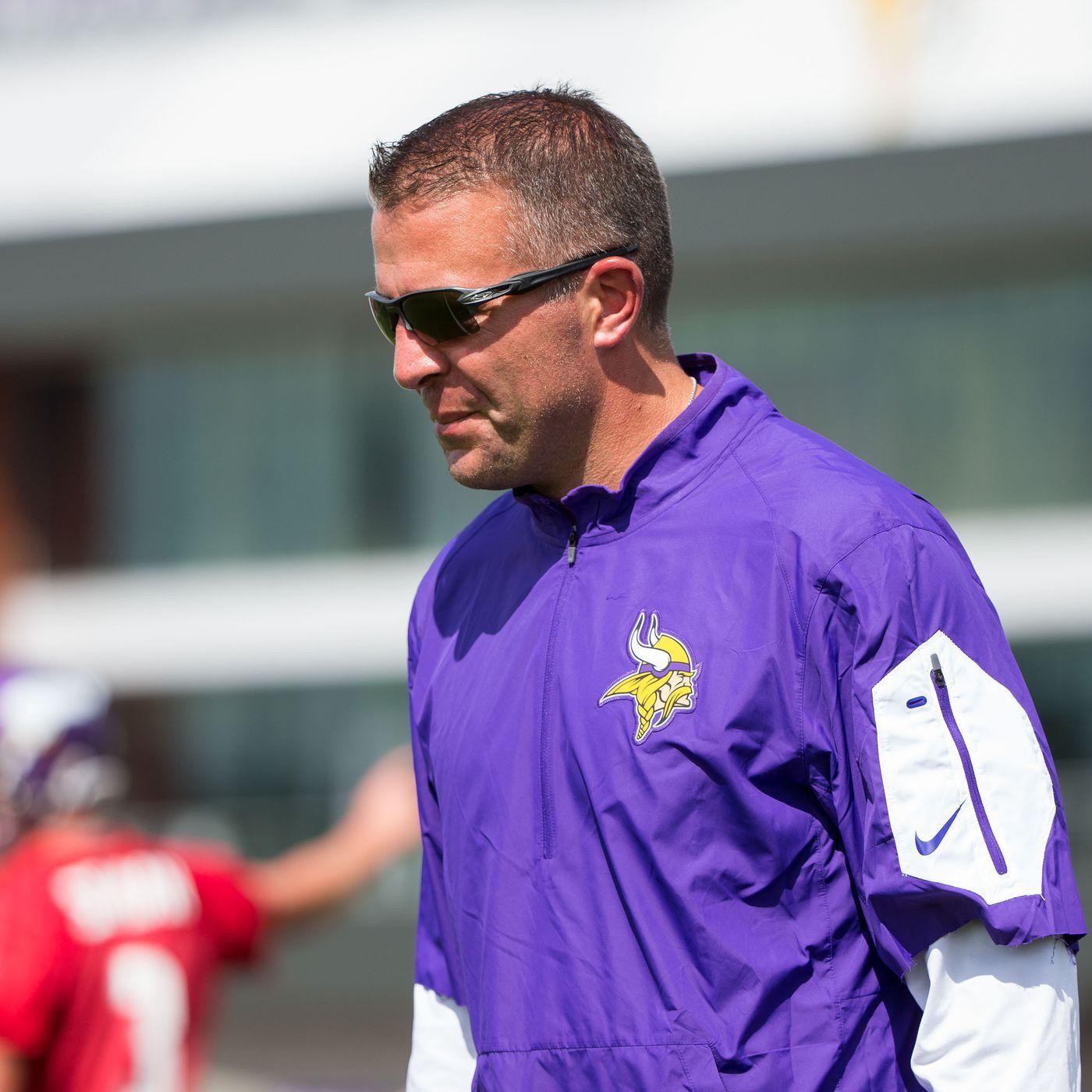 52285275 Report: Vikings offensive coordinator John DeFilippo fired - Daily ...