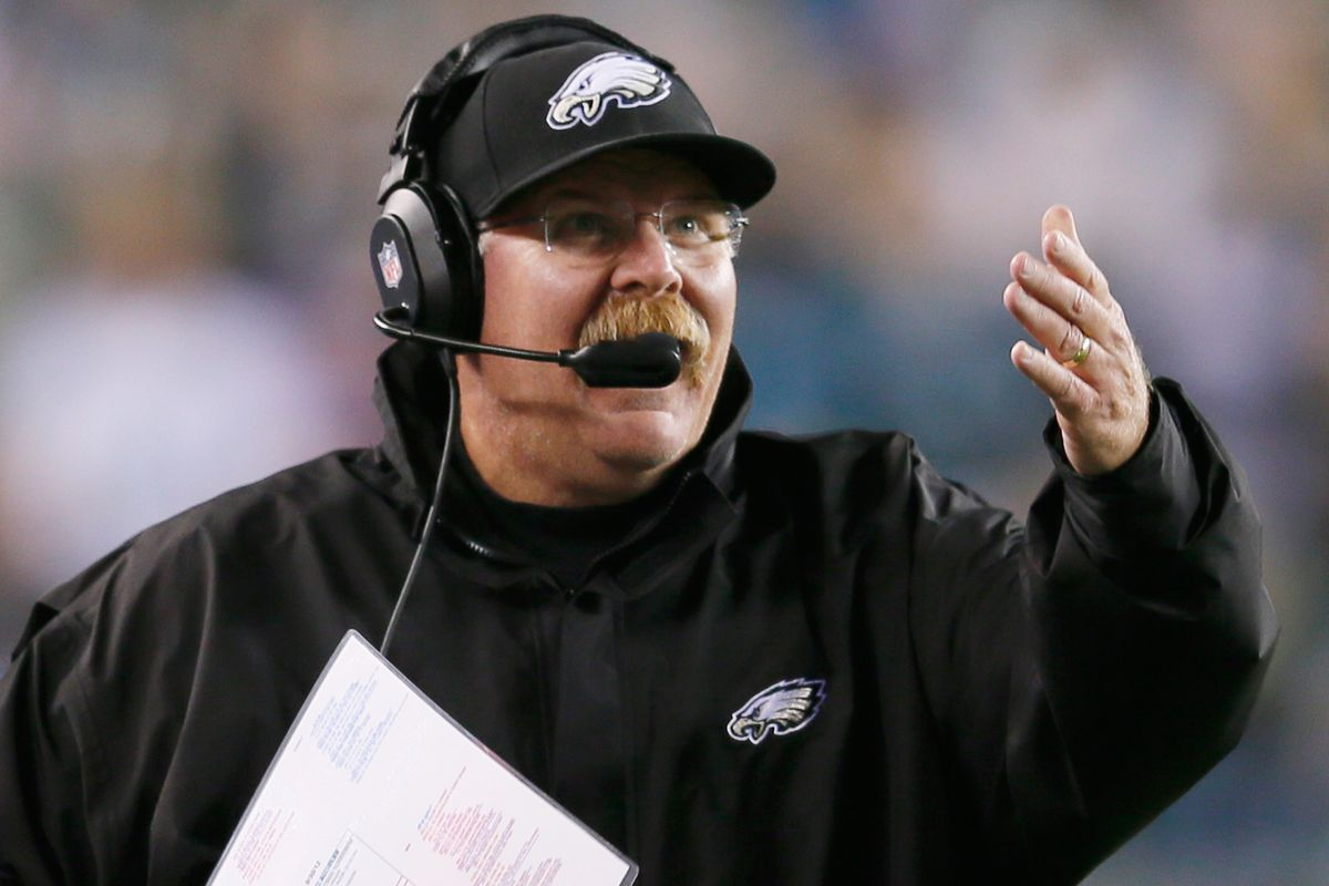Complain all you want, Andy, the Eagles are still doomed
